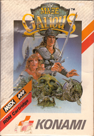 the Maze of Gallious (Knightmare 2)